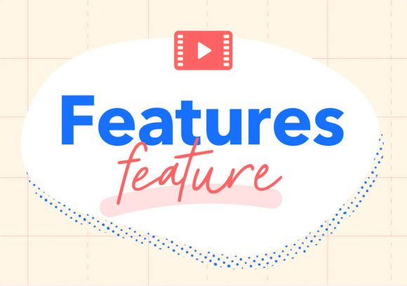 Thumbnail image for Features Features video. Illustration.